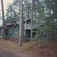 Owner's Cabin at White Pine Camp 2