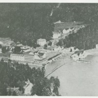 Aerial View of Paul Smith's Hotel 1
