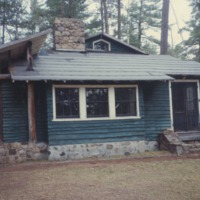 Owner's Cabin at White Pine Camp 1