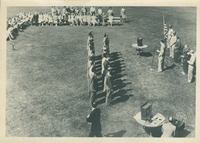 Signal Corps School Enrollment Ceremony 1