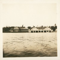 Paul Smith's Hotel from Lower St. Regis Lake 4